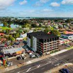 Envivo_Planning_South_ 83_Apartments_Papakura_Aerial_shot
