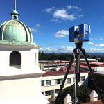 Envivo_Auckland_Grammar_School_Structural_Engineering_3D_Laser_Scanning_progress