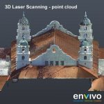 Envivo_Auckland_Grammar_School_Structural_Engineering_Point_Cloud_Four_towers