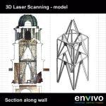 Envivo_Auckland_Grammar_School_Structural_Engineering_model_tower