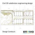 Envivo_Engineering_Design_for_Subdivisions_Civil_3D_design_contours