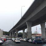Newmarket viaduct September 2018