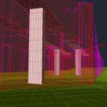 Newmarket viaduct view in 3D