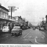 Ōtāhuhu street view in 1962
